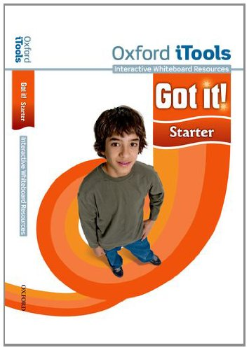 9780194462068: Got it! Starter Level iTools: A four-level American English course for teenage learners