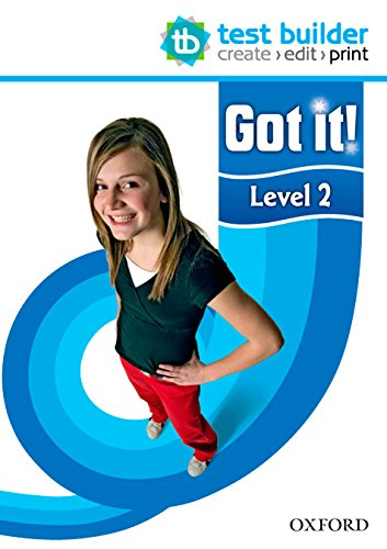 Got it! Level 2 Test Builder: A four-level American English course for teenage learners: Bowen & ...