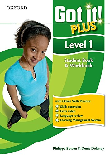 9780194462969: Got It! Plus: Level 1: Student Pack: A four-level American English course for teenage learners
