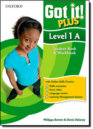 9780194462976: Got It! Plus: Level 1: Student Pack A: A four-level American English course for teenage learners