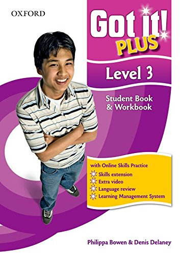 9780194463027: Got It! Plus 3: Student's Pack - 9780194463027: A four-level American English course for teenage learners