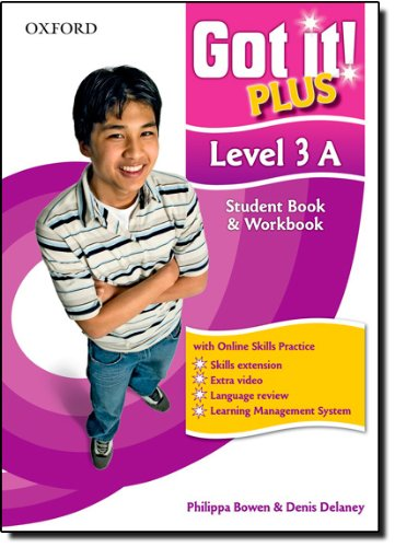 9780194463034: Got It! Plus: Level 3: Student Pack A: A four-level American English course for teenage learners