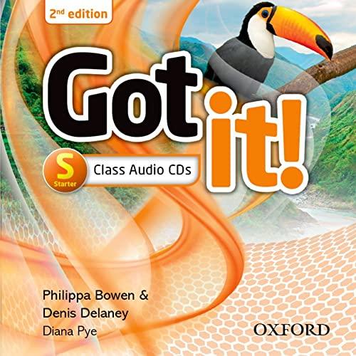 9780194463188: Got it!: Starter: Class Audio CD (2 Discs)