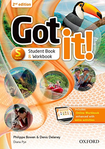 9780194463195: Got it!: Starter: Students Pack with Digital Workbook