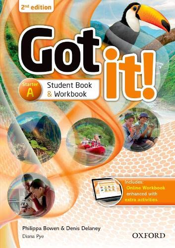 9780194463201: Got It: Starter Level: Student's Pack with Multi-ROM
