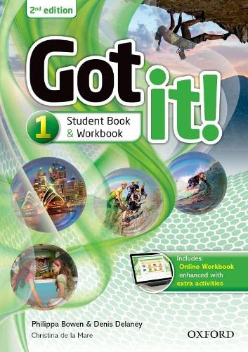 9780194463454: Got it!: Level 1: Student's Pack with Digital Workbook