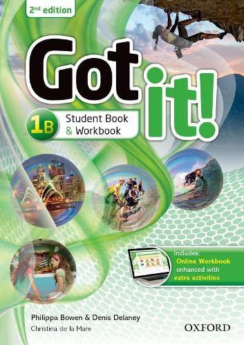 9780194463478: Got it!: Level 1: Student's Pack B