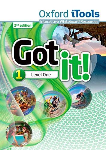 9780194463621: Got it: Level 1: iTools: 1