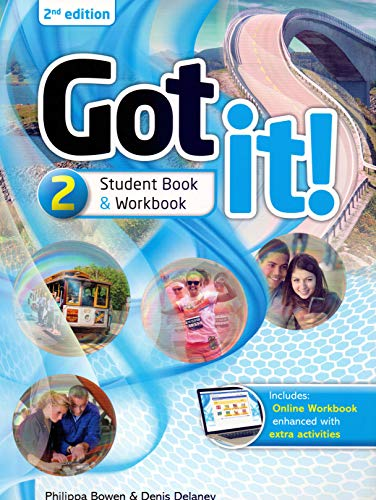 9780194463720: Got it!: Level 2: Student's Pack with Digital Workbook