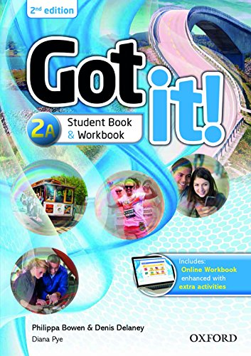 9780194463737: Got it!: Level 2: Student's Pack A