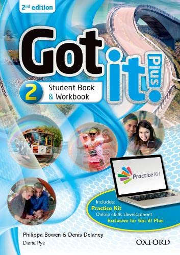 9780194463768: Got it! Plus: Level 2: Student Pack: Get it all with Got it! 2nd edition!