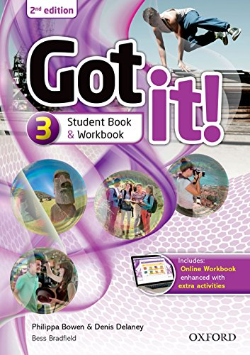9780194463980: Got it!: Level 3: Student Pack with Digital Workbook