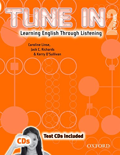 9780194471138: Tune In 2 Test Pack with CDs: Learning English Through Listening (Tune In Series)