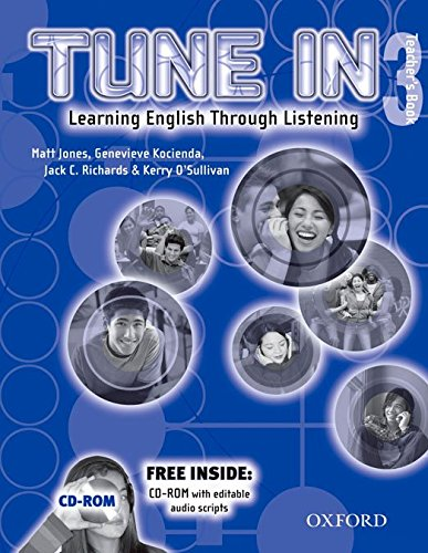 9780194471190: Tune In 3 Teacher's Book: Learning English Through Listening
