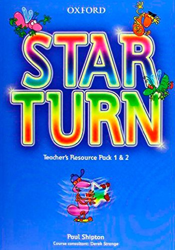 9780194476027: STAR TURN 1 & 2 RESOURCE PACK