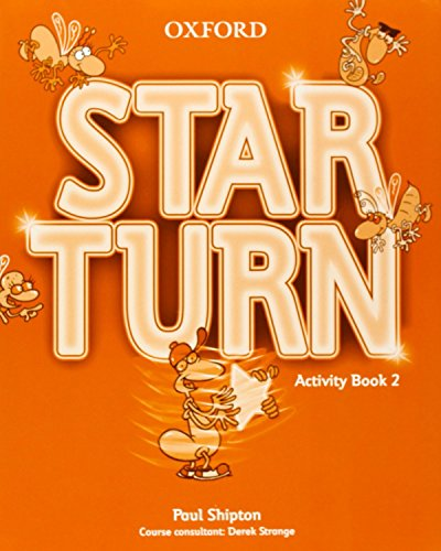 9780194476096: Star Turn 2: Activity Book