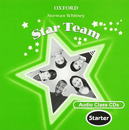 9780194480543: Star Team Starter: Audio CDs