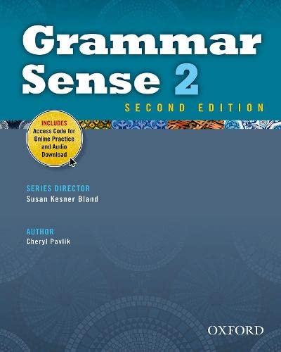 9780194489133: Grammar Sense 2