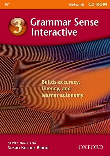 9780194490023: Grammar Sense: Interactive CD-Rom, 3rd edition