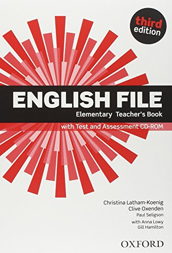 9780194500319: English file digital elementary