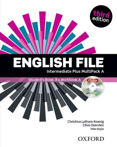 9780194501354: English File third edition: English File 3rd Edition Intermediate Plus. Split Edition Multipack A