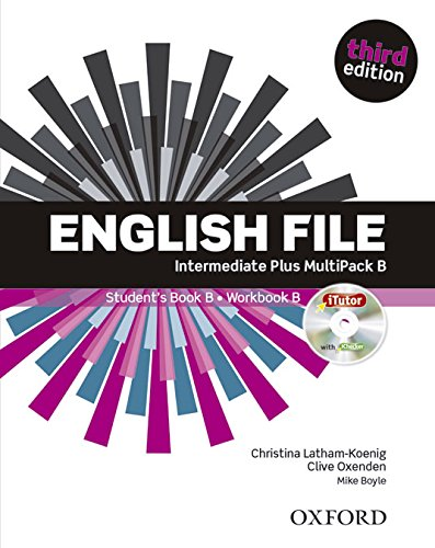 9780194501361: English File Intermediate Plus: MultiPack B (3rd Edition) (English File Third Edition)