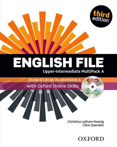 English File, Upper-Intermediate, Third Edition Multipack A, Student's Book A and Workbook A, ...