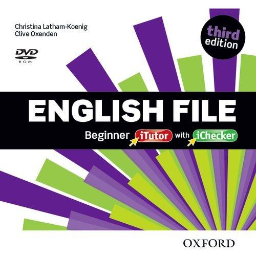 9780194501590: English File: Beginner: iTutor DVD-Rom