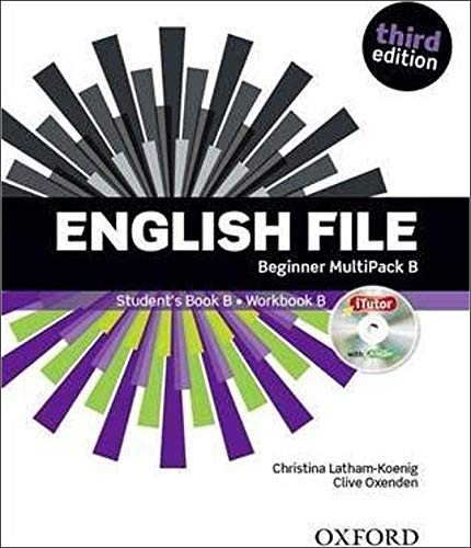9780194501910: English File: Beginner: MultiPACK B with iTutor and iChecker
