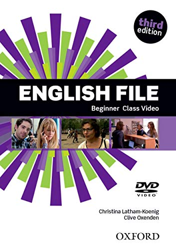 9780194501958: English File: Beginner: Class DVD: The best way to get your students talking [VHS]