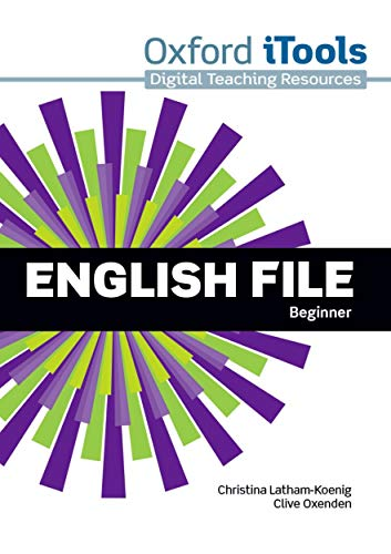 9780194501996: English File: Beginner. iTools [DVD-ROM]