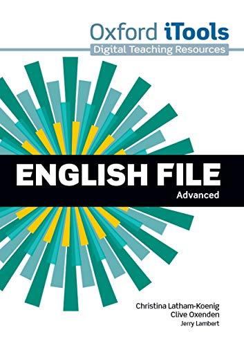 9780194502559: English File Third Advanced. Itools