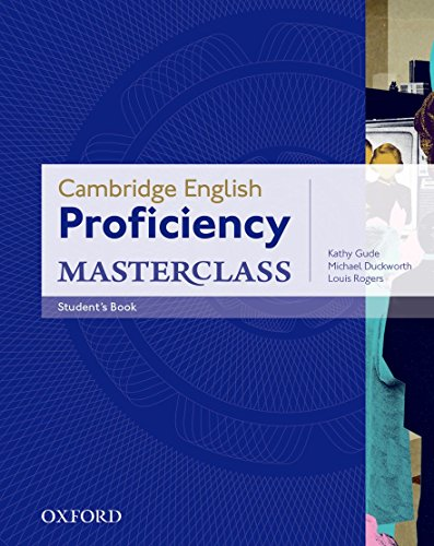 9780194502863: Proficiency Masterclass: Student's Book