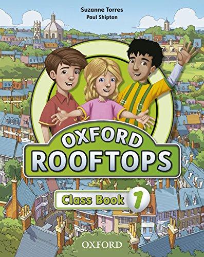 9780194503020: Rooftops 1 CB