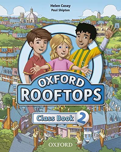 9780194503037: Rooftops 2: Class Book