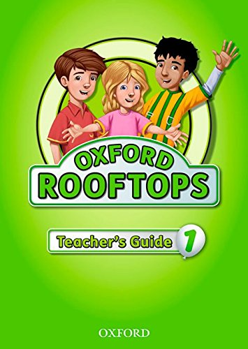 9780194503051: Rooftops 1: Teacher's Book