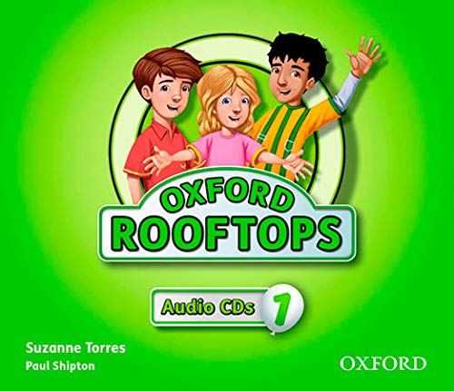 9780194503099: Rooftops 1 Class Cd (2)