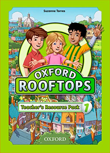9780194503105: Rooftops 1: Teacher's Resource Pack