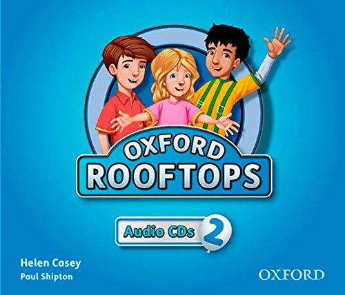 9780194503259: Rooftops 2: Class CD (2)