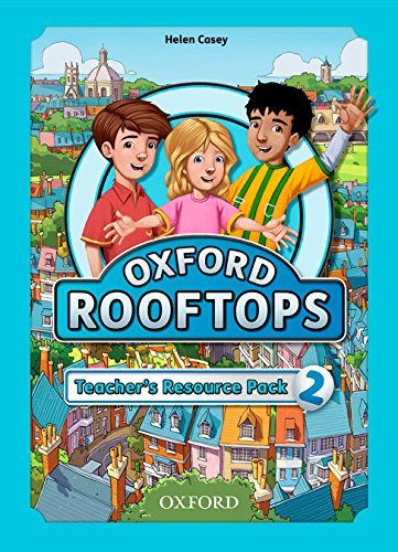 9780194503266: Oxford Rooftops - Teachers Resource Pack 2