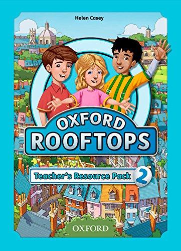 9780194503266: Rooftops 2: Teacher's Resourcep