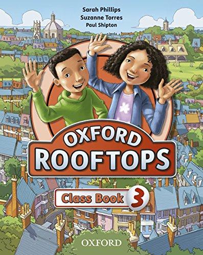 9780194503358: ROOFTOPS 3. Coursebook. OXFORD.