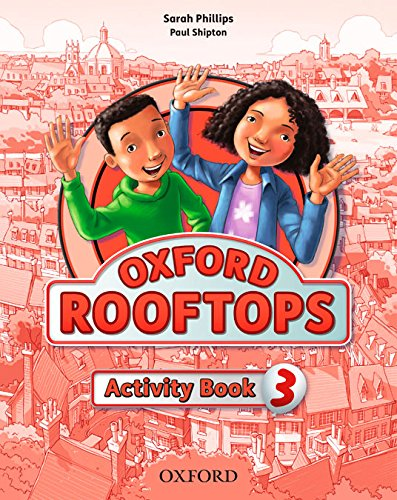 9780194503365: Rooftops 3: Activity Book - 9780194503365