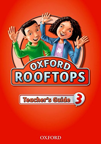 9780194503372: Rooftops 3: Teacher's Book