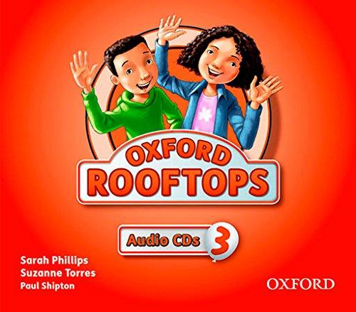 9780194503419: Rooftops 3: Class CD (3)