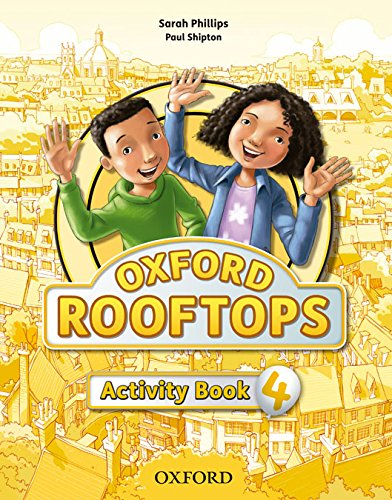 9780194503525: Oxford Rooftops 4. Activity Book
