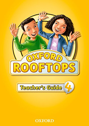 9780194503532: Rooftops 4 Teacher's book