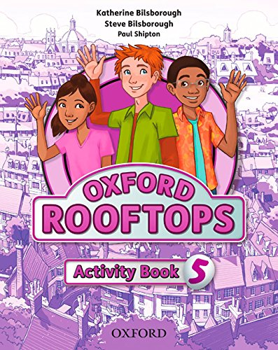 9780194503686: Rooftops 5. Activity Book