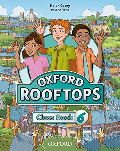 9780194503815: Rooftops 6. Class Book - 9780194503815