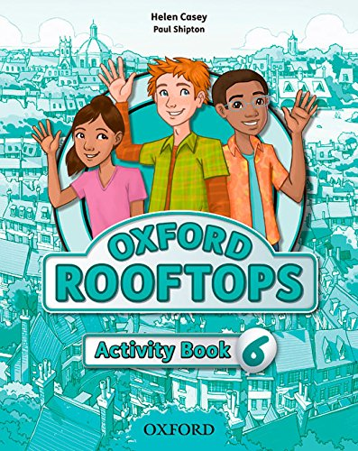 9780194503822: Oxford Rooftops 6. Activity Book